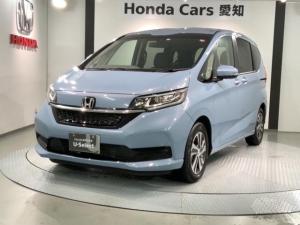 ホンダ フリード G・ホンダセンシング 新車保証 禁煙試乗車 純正ナビ LED