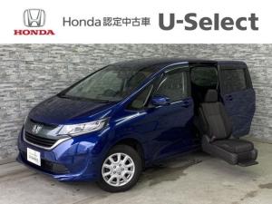 ホンダ フリード 1.5 G サイドリフトアップシート車 4WD 福祉車両 ホ
