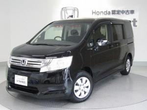 ホンダ ステップワゴン L 4WD ワンセグテレビ ETC