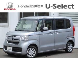 ホンダ N-BOX G・Lホンダセンシング 4WD ワンオーナー 純正ナビ
