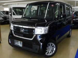 ホンダ N-BOX G・Lターボホンダセンシング 弊社デモカー シートヒーター