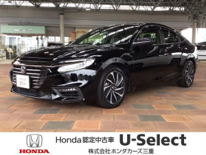 ホンダ インサイト EX・ブラックスタイル HondaSENSING Honda純正8インチナビ フルセグ DVD BluetoothBカメラ ETC スマートキー 電動シート LED