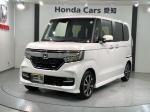 ホンダ N-BOXカスタム G・EXホンダセンシング ホンダセンシング 当社試乗車