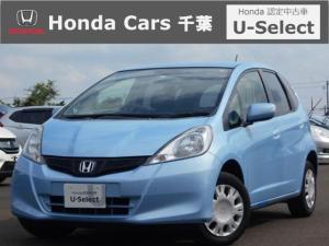 ホンダ フィット 13G Honda認定中古車 ワンオーナー ナビ USB ワンセグ