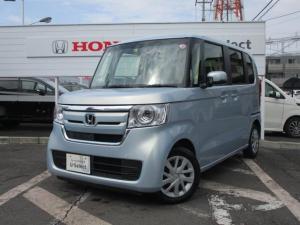 ホンダ N-BOX G・Lホンダセンシング 社用車 純正ナビ 左側電動 LED