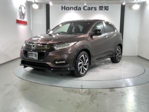 ホンダ ヴェゼル RS・ホンダセンシング 新車保証 地デジナビ CD録音 LEDライト AUTOライト