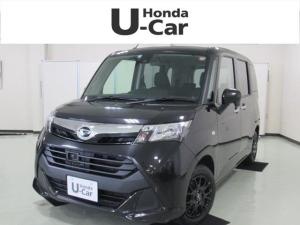 ダイハツ トール X SAII 4WD