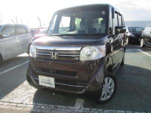 ホンダ N-BOX G・Lパッケージ メモリーNAVI 4WD