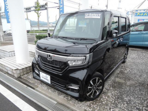 ホンダ N-BOX G・EXホンダセンシング ナビ ※元レンタカー2年車検