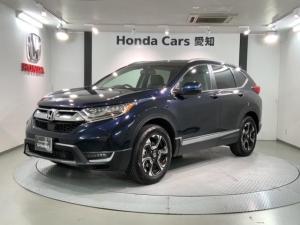ホンダ CR-V EX・マスターピース 当社試乗車 4WD ホンダセンシング装備車 Bluetooth対応ナビ リヤカメラ ETC