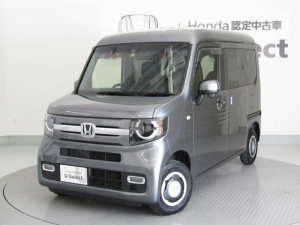 ホンダ N-VAN+スタイル ファン・ターボホンダセンシング 当社で使用していましたデモカーです!