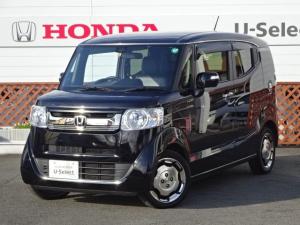 ホンダ N-BOXスラッシュ X・ターボインテリアカラーパッケージ ワンオーナー車 純正ナビ ETC車載器