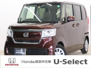 ホンダ N-BOX Gホンダセンシング 試乗車UP LEDライト ステリモ ETC