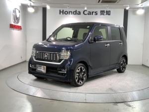 ホンダ N-WGNカスタム L・ターボホンダセンシング 新車保証 試乗車 地デジCD録音LEDライトVSA