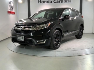 ホンダ CR-V EX・ブラックエディション 試乗車 サンル-フ パワ-ゲ-ト シ-トヒ-タ-