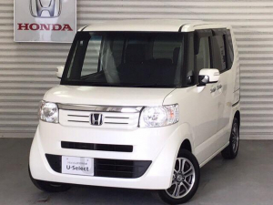 ホンダ N-BOX G ワンオーナー車