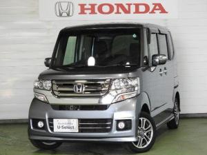 ホンダ N-BOXカスタム G・Lパッケージ ETC 4WD