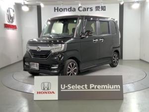 ホンダ N-BOXカスタム G・Lホンダセンシング 2年保証 ワンオ-ナ地デジ AUTOハイビ-ムLED
