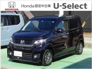 ホンダ N-WGNカスタム G・ターボパッケージ CDデッキETC付 シートヒーター