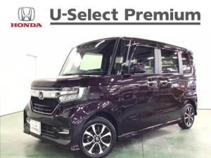 ホンダ N-BOXカスタム G・Lホンダセンシング 衝突軽減ブレーキ