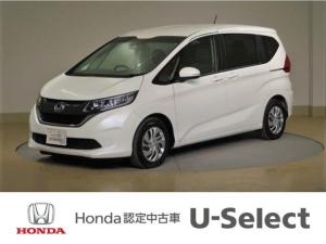 ホンダ フリード 1.5 G サイドリフトアップシート車 デモカー・両側電動スライド・ドラレコ