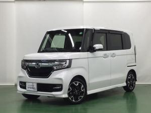 ホンダ N-BOXカスタム G・EXターボホンダセンシング ナビ