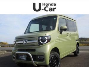 ホンダ N-VAN+スタイル ファン・ホンダセンシング リフトアップ 新品タイヤホイール