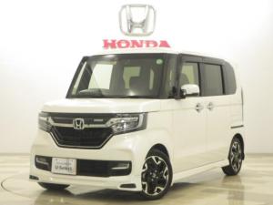 ホンダ N-BOXカスタム G・EXターボホンダセンシング 助手席スーパースライドシート