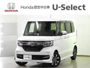 ホンダ N-BOXカスタム G・Lホンダセンシング 衝突軽減ブレーキ LEDヘッドライト