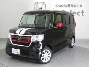 ホンダ N-BOX G・Lホンダセンシング AW・Mナビ・Rカメラ・センシング・LED