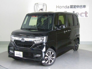ホンダ N-BOXカスタム G・Lホンダセンシング 両側電動スライドドア