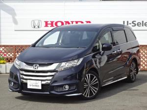 ホンダ オデッセイ アブソルート・EX ワンオーナー車 純正ナビ ETC車載器