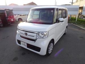 ホンダ N-BOX G・Lホンダセンシング 純正7インチナビ+両側電動スライドドア装着車