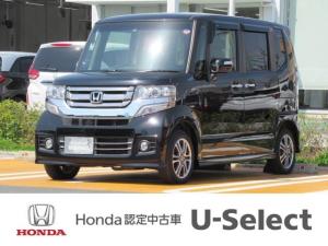 ホンダ N-BOXカスタム G・Lパッケージ 軽自動車 メモリーナビ フルセグ ETC