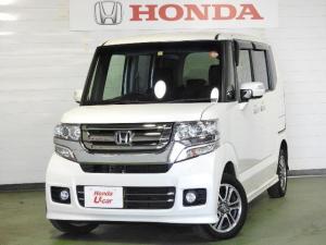 ホンダ N-BOXカスタム G・Lパッケージ ナビ リアカメラ 4WD