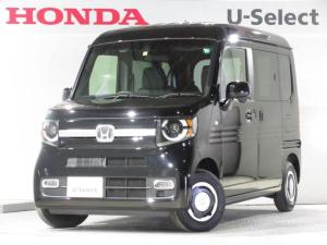 ホンダ N-VAN+スタイル ファン・ホンダセンシング 当社試乗車 純正メモリーナビ Bluetooth