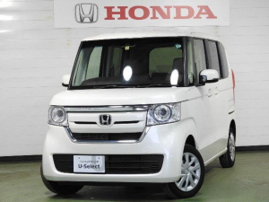 ホンダ N-BOX G・Lホンダセンシング サポカーS CD リアカメラ 4WD