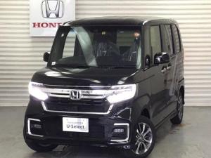 ホンダ N-BOXカスタム G・L 4WD スマートキー 横滑り防止 衝突軽減ブレーキ LED
