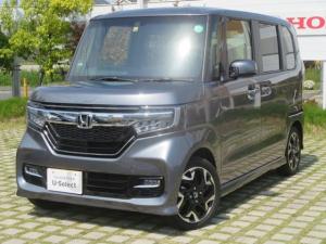 ホンダ N-BOXカスタム G・Lターボホンダセンシング 当社試乗車 純正8インチナビ Bluetooth ETC