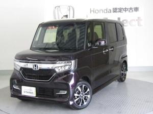 ホンダ N-BOXカスタム G・Lホンダセンシング 片側電動スライドドア シートヒーター