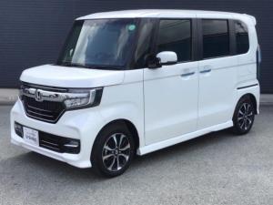 ホンダ N-BOXカスタム G・Lホンダセンシング 当社レンタup車 インターナビ ドラレコ ETC