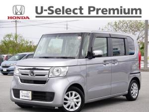ホンダ N-BOX G・Lホンダセンシング デモカーアップ・衝突軽減ブレーキ付