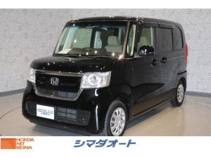ホンダ N-BOX G・EXホンダセンシング