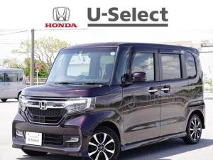 ホンダ N-BOXカスタム G・Lホンダセンシング 衝突軽減ブレーキ・ナビ付