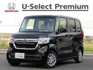 ホンダ N-BOX L Honda SENSING・オーディオレス