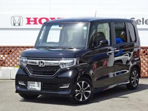 ホンダ N-BOXカスタム G・Lホンダセンシング ワンオーナー車 純正ナビ ETC車載器
