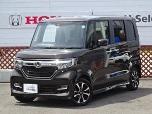 ホンダ N-BOXカスタム G・EXホンダセンシング ワンオーナー車 純正ナビ ETC車載器