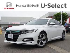 ホンダ アコード 2.0EX Hondaセンシング インターナビ 革シート