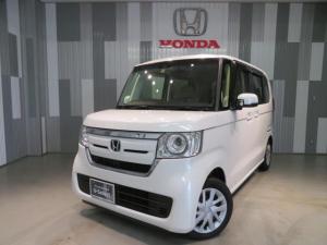 ホンダ N-BOX G・Lホンダセンシング 当社デモカー ギャザスメモリーナビ