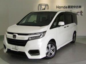 ホンダ ステップワゴンスパーダ e:HEVスパーダ G・EX ホンダセンシング 両側電動スライドドア シートヒーター